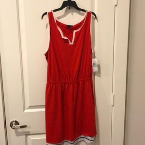 Tommy Hilfiger red summer dress